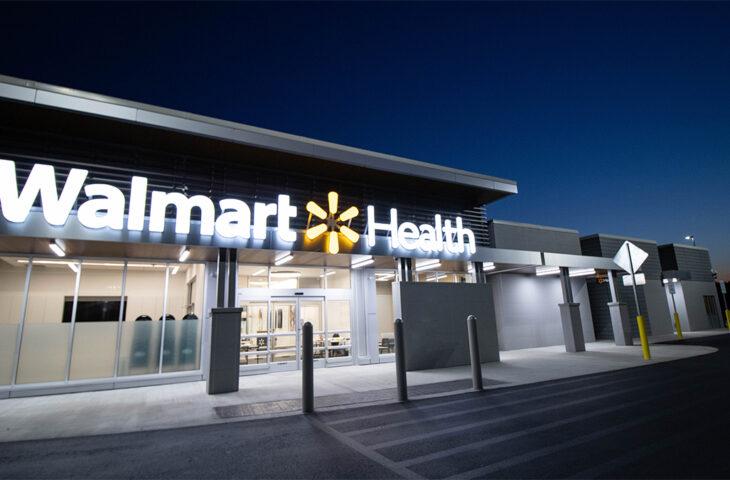 Walmart sanal sağlık