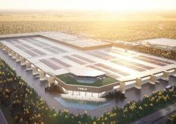 Almanya Tesla gigafactory
