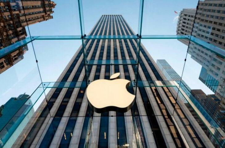 Apple pil tedariki