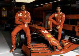 Ferrari AWS