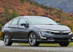 Honda plug-in hibrit