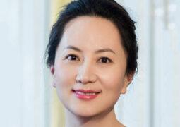 Huawei CFO'su Meng