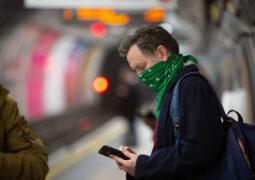 Londra tünelleri mobil kapsama