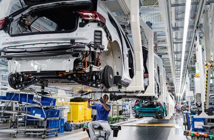 otomobiller için çip üretimi