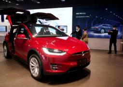 Tesla'nın Çin siparişleri düşüşte