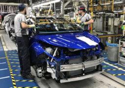 Toyota ve Honda üretim