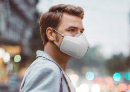 LG giyilebilir hava temizleyicisi