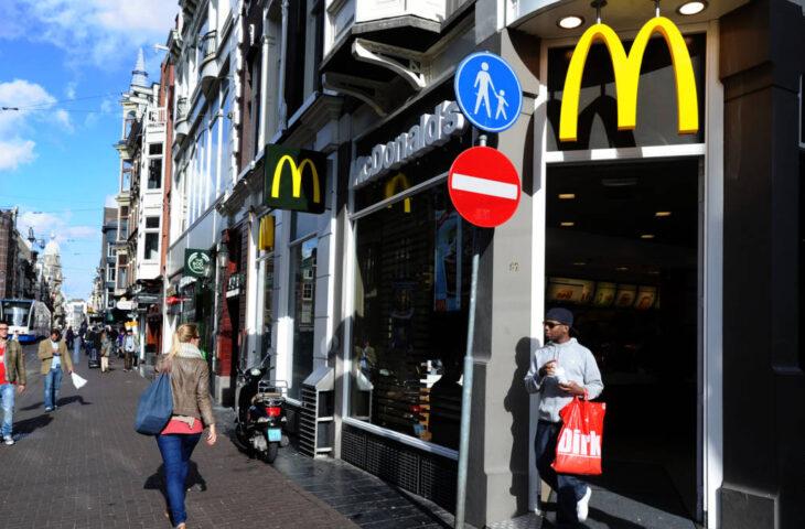 McDonald's dijital çalışmalar