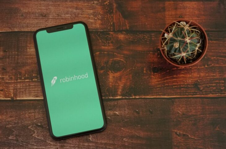 Robinhood platformu