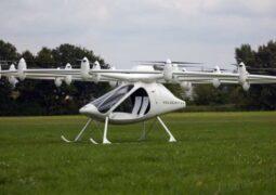 Volocopter uçuş standartları