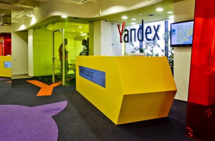 Yandex geliri