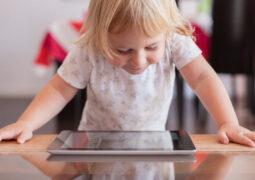 çocuklarda ekran süresi