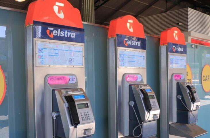 Telstra ankesörlü telefon