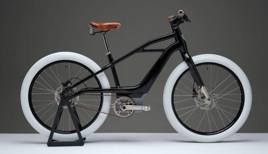 Harley Davidson retro bisikle