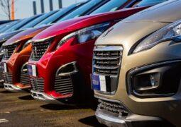 Çin araç satışları
