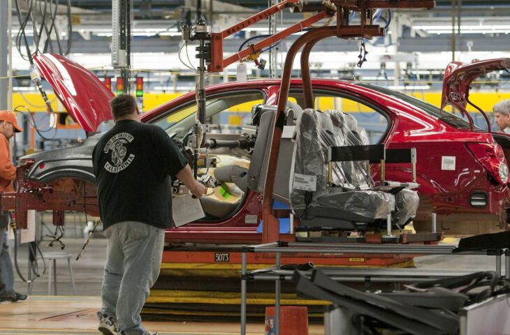 GM fabrikası