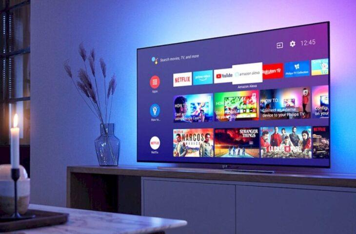 Google akıllı TV