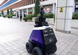 Singapur robot