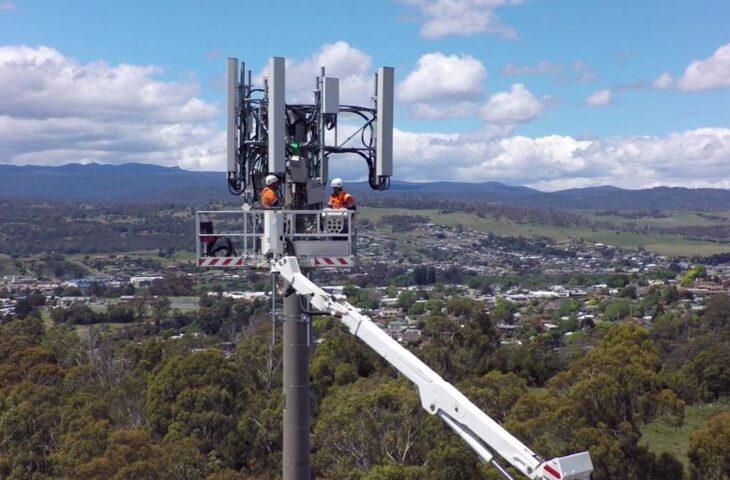 Telstra 5G ağ