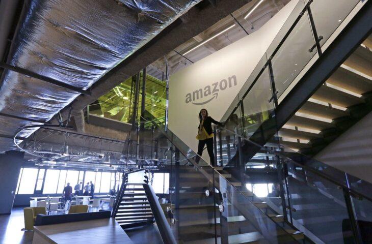 Amazon uzaktan çalışma