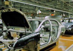 Çek otomobil sektörü