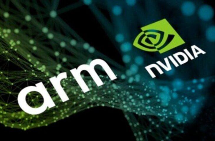 Nvidia ile Arm