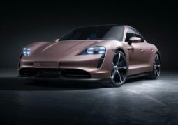 Porsche tamamen elektrikli