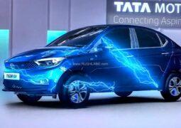 Tata Motors elektrikli araç