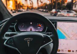 Tesla gizli sürüş verileri